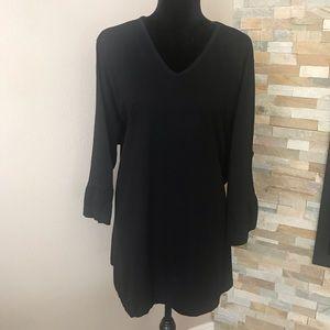 ULLA POPKENS black tunic